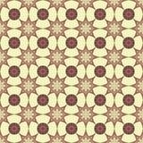 Geometrisk etnisk sömlös modell Abstrakt aztec bakgrund Digital eller inpackningspapper Royaltyfria Bilder