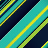 Geometrisk färgbakgrund Arkivfoto
