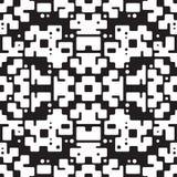 Geometrisk fantasiprydnad Royaltyfria Bilder