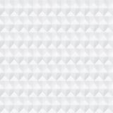 Geometrisk grå färgtextur - sömlös bakgrund Royaltyfria Foton
