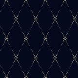 Geometrisk kimonomodell Streckad linje diagonal prydnad på en ind royaltyfri illustrationer