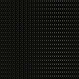 Geometrisk kolfibermodell Arkivfoto