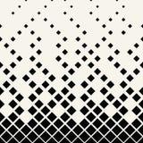 Geometrisk lutningmodell för rastrerad diamant royaltyfri illustrationer