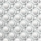 Geometrisk mall i ljusa skuggor, vektormall för presentation, baner, website, affärskort, inbjudan, lyckönskan royaltyfri illustrationer