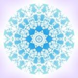 geometrisk mandala Arkivfoton