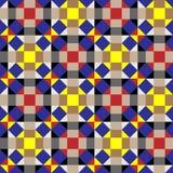 geometrisk modell Royaltyfria Bilder