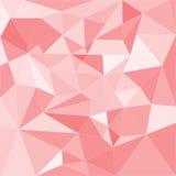 Geometrisk modell för diamant vektor illustrationer