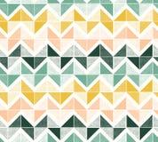 Geometrisk modell för sömlös pricktextur royaltyfri illustrationer