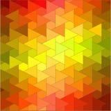 Geometrisk modell för vektor Royaltyfri Bild