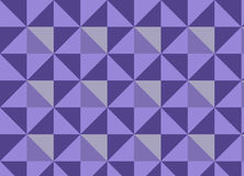Geometrisk modellbakgrund, illustrationvektor Arkivfoto
