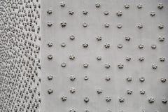 Geometrisk modern modell för konkret byggnad royaltyfri foto