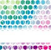 geometrisk mosaik för abstrakt bakgrund Arkivfoton