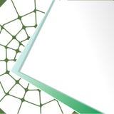 geometrisk mosaik för abstrakt bakgrund Royaltyfri Fotografi