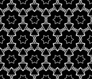 Geometrisk pattern-18 stock illustrationer