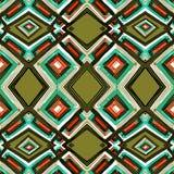 Geometrisk retanglemodell Royaltyfri Bild