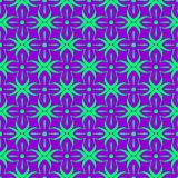 Geometrisk sömlös abstrakt vektormodell ljus design vektor illustrationer