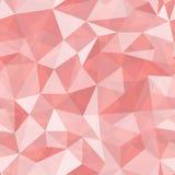 Geometrisk sömlös modell från trianglar Royaltyfri Fotografi