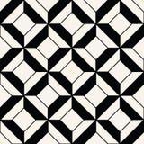 Geometrisk sömlös modellvektor Royaltyfria Foton