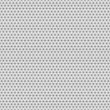 Geometrisk sömlös rasterstruktur Royaltyfri Fotografi