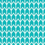 Geometrisk sömlös vektormodell blå white för bakgrund Arkivfoto