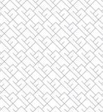Geometrisk sömlös vektormodell för rengöringsdukbakgrund Royaltyfri Foto