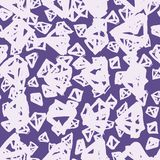 geometrisk seamless textur vektor illustrationer