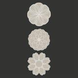 Geometrisk symbolsamling Royaltyfria Foton