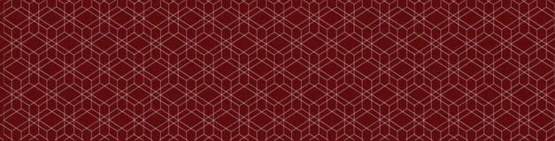 Geometrisk tygtextur royaltyfria foton