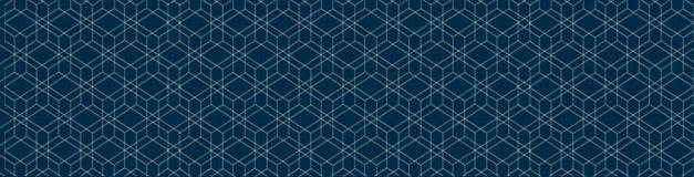 Geometrisk tygtextur arkivbilder