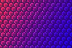 Geometrisk vektorabstrakt begreppbakgrund Royaltyfria Bilder