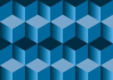 Geometrisk vektorbakgrund vektor illustrationer
