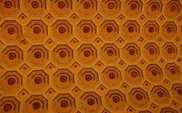 Geometriska abstrakt begreppformer Fotografering för Bildbyråer