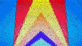 Geometriska linjer, hörn, cirklar, färgade och svartvita teckningar, smattrandet ns, bilder för illustrationer och bakgrund arkivfoto