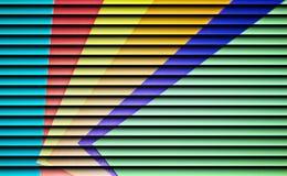 Geometriska linjer, hörn, cirklar, färgade och svartvita teckningar, smattrandet ns, bilder för illustrationer och bakgrund arkivfoton
