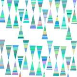 Geometriskt abstrakt begrepp rundar, rektanglar och fodrar bakgrund, ve Arkivfoton