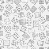 geometriskt seamless Arkivbilder