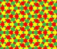 geometriskt seamless för bakgrund Royaltyfri Fotografi