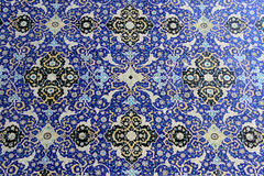 Geometriskt utsmyckat royaltyfri fotografi