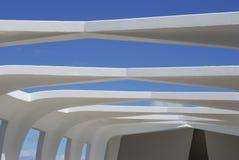 Geometry. The details of Pearl Harbour Memorial in Honolulu, Hawaii Stock Images