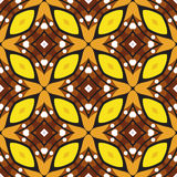 Geometry abstract  deamless pattern background Stock Images