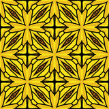 Geometry abstract  deamless pattern background design Royalty Free Stock Photos