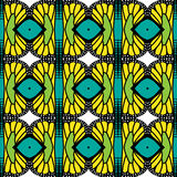 Geometry abstract  seamless pattern background design Royalty Free Stock Photos