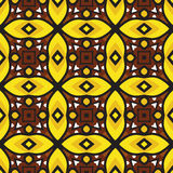 Geometry abstract  seamless pattern background Royalty Free Stock Photography