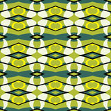 Geometry abstract  seamless pattern background Stock Images