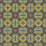 Geometry abstract  seamless pattern background Royalty Free Stock Photos
