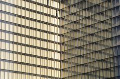 Geometry architecture of Modern office building Royalty Free Stock Photos
