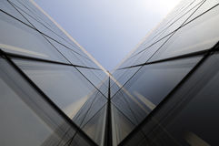 Geometry Architecture Of Modern Office Building Stock Photo