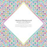 Geometry backgrounds with modern colorful combinations with blank spaces in the middle for your text. Eps10 vector background.  vector illustration