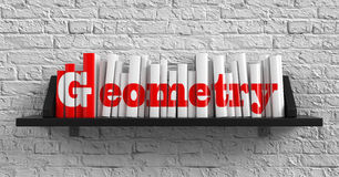 Geometry. Education Concept. Royalty Free Stock Photo