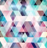 Geometry galaxy background , vector illustration Stock Image